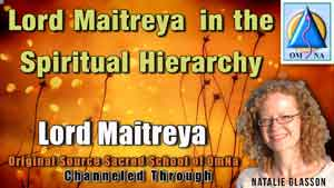 Lord Maitreya about the Spiritual Hierarchy