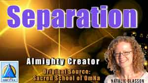Separation by The Mighty Creator