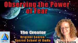 Observing the Power of Fear by The Creator