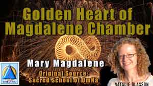 Golden Heart of Magdalene Chamber