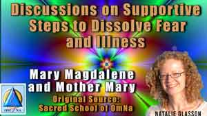 Discussions on Supportive Steps to Dissolve Fear and Illness