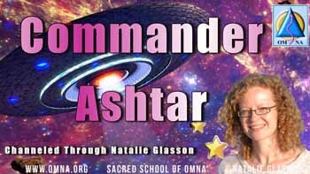 Commander Ashtar 350