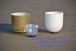 crystal singing bowl Advanced Christ Initiations- The Return of the Christ