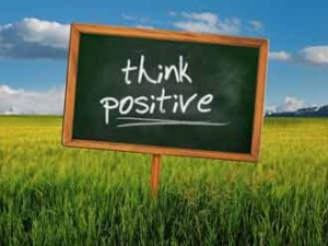ThinkPositive with Affermations