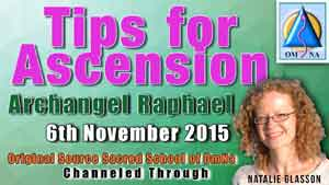 Archangel Raphael Channeled Messages by Natalie Glasson from Sacred School of OmNa