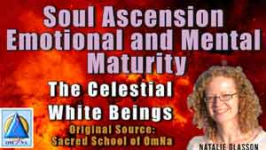 Ascension 2017 Love in Action by Celestial White Beings