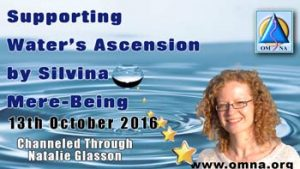 Supporting Water's Ascension by Silvina (Mer-Being)