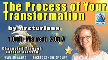 The Process of Your Transformation by Arcturians