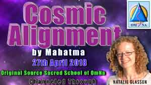 Cosmic Alignment by Mahatma