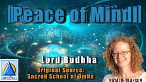Peace of Mind by Lord Buddha