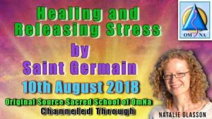 Healing and Releasing Stress Natalie Glasson