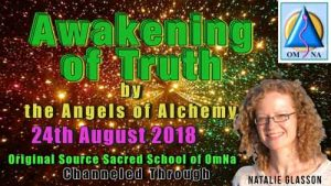 Awakening of Truth by the Angels of Alchemy