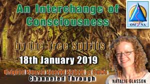 An Interchange of Consciousness by the Tree Spirits by Natalie Glasson from Sacred School of OmNa