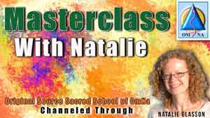 Masterclass with Natalie Glasson
