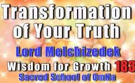 Transformation of Your Truth