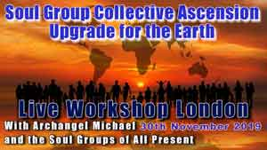 Soul Group Collective Ascension Upgrade for the Earth