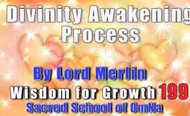 Wisdom for Growth 199 Lord Merlin
