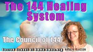Sacred School of OmNa presents the 144 Healing System we represent every member of the Universe of the Creator. When the 144 frequency is present it manifests
