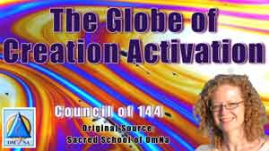 The Globe of Creation Activation by the Council of 144