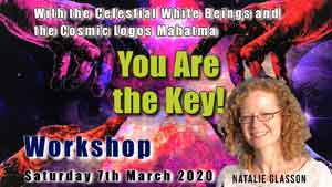 You Are the Key! Live London UK Workshop 7th March 2020