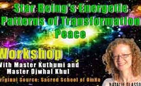 Star Being's Energetic Patterns of Transformational Peace