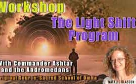 The Light Shift Program workshop