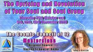 The Uprising and Revolution of Your Soul and Soul Group