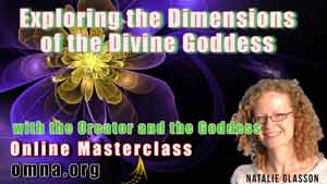 Exploring the Dimensions of the Divine Goddess with the Creator and the Goddess